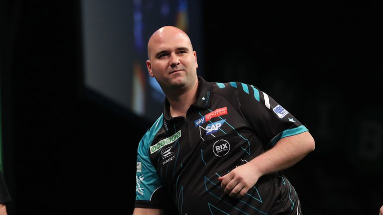 Rob Cross has struggled in recent tournaments