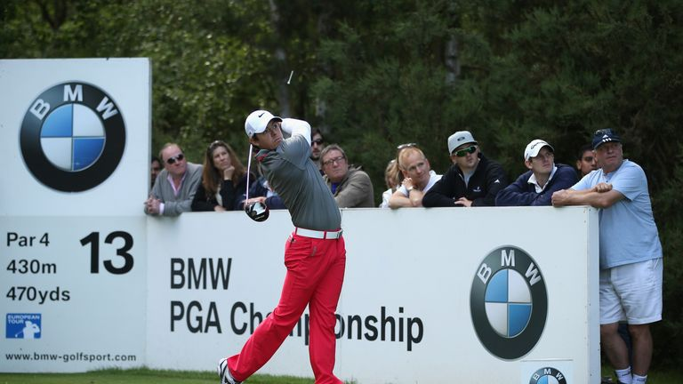 McIlroy mixed six birdies and an eagle with two bogeys during the final round