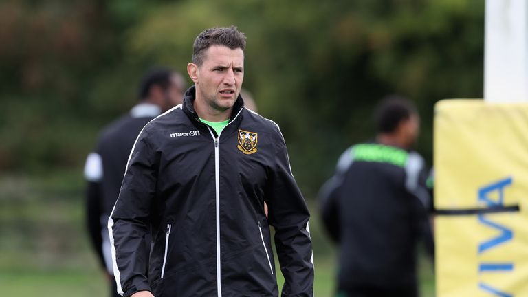 Phil Dowson will make the step up to forwards coach at Saints