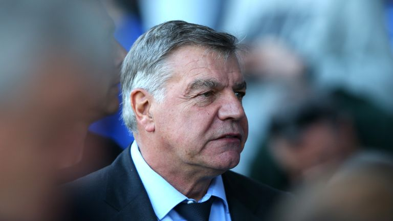 Sam Allardyce is backing Gareth Southgate but admits he would love to still be in charge of England at the World Cup