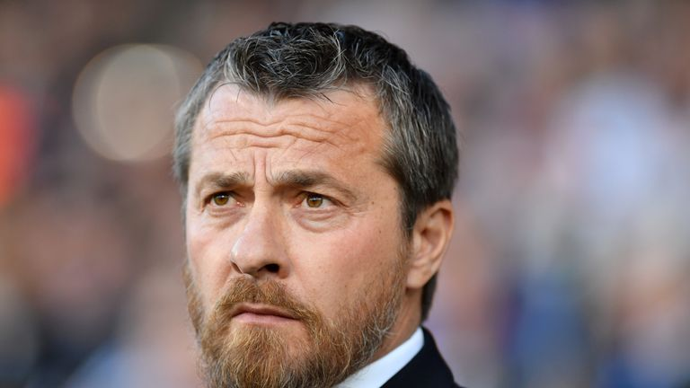 Jokanovic led Fulham to promotion from the Championship last season