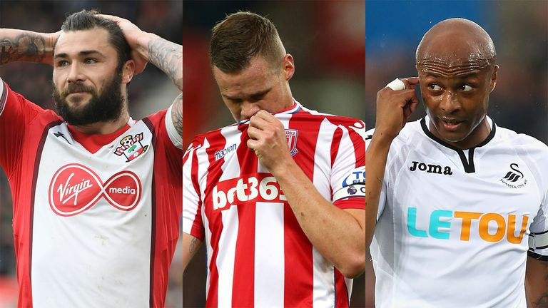 Which Premier League clubs are heading for the drop?