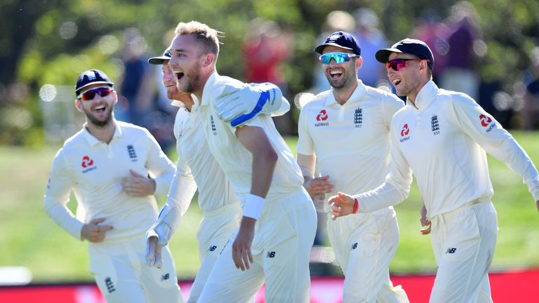 Broad returned to form in New Zealand