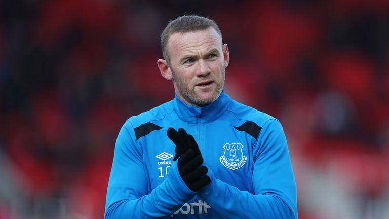 Wayne Rooney returned to Everton last summer