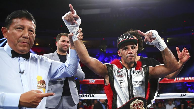 Yafai could well be facing Ancajas in a unification (Mikey Williams)