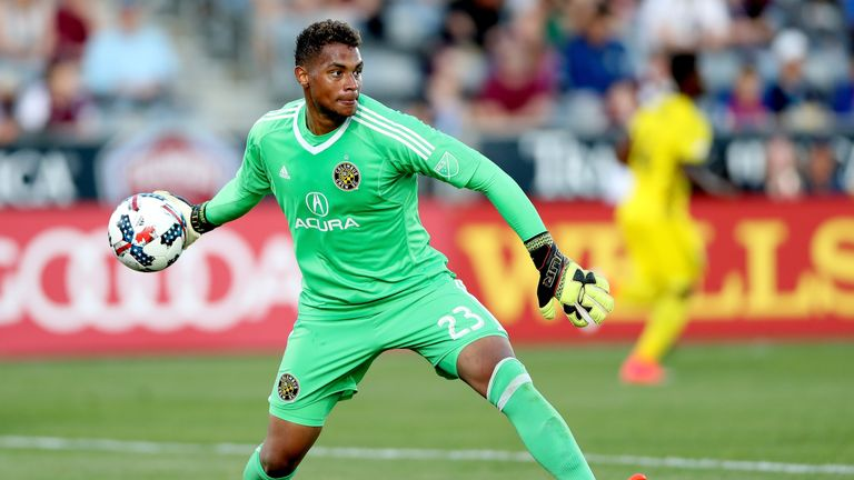 Zack Steffen could be on his way to Manchester City in January