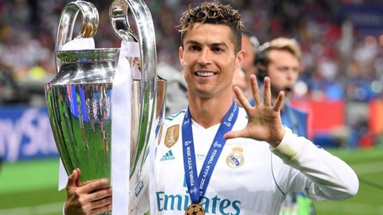 Ronaldo has won more Champions Leagues and scored more goals in the competition than anyone else
