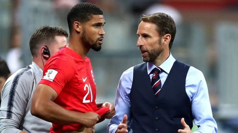 Loftus-Cheek is currently in Russia as part of England's World Cup squad