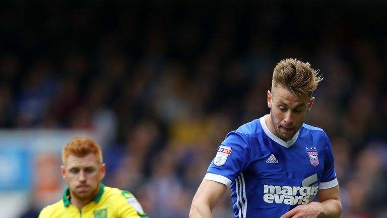 Bristol City have completed the signing of Adam Webster from Ipswich