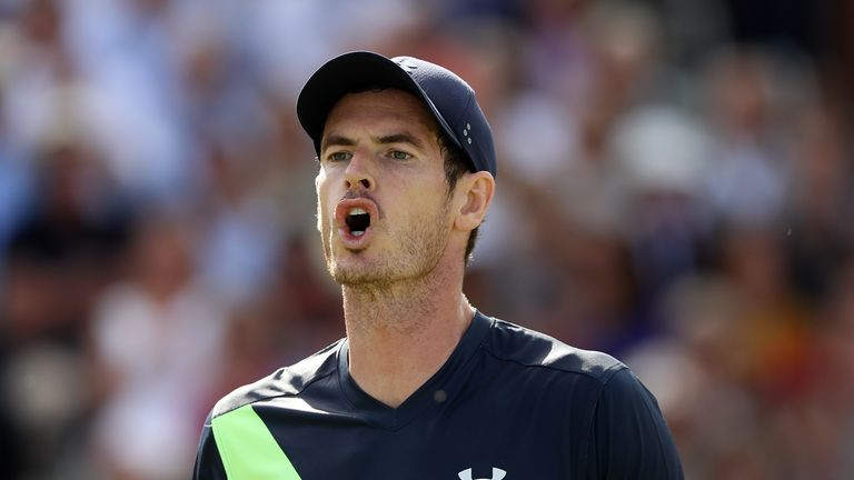 The door at Queen's Club will remain open for Andy Murray for as long as possible