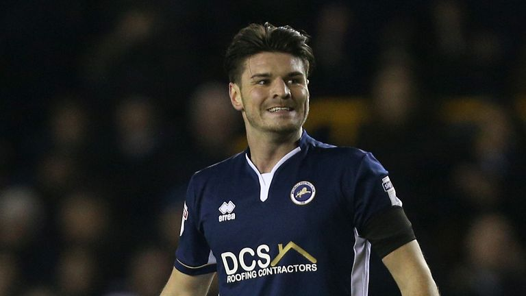 Millwall want to bring Ben Marshall back to The Den
