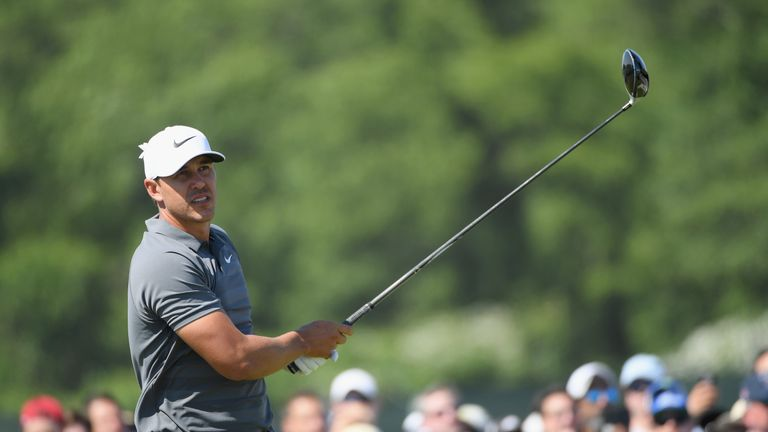 Koepka remained unruffled by the controversy involving Mickelson and the USGA