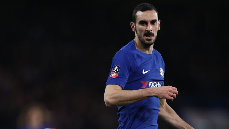 Davide Zappacosta: Chelsea defender set to join Roma