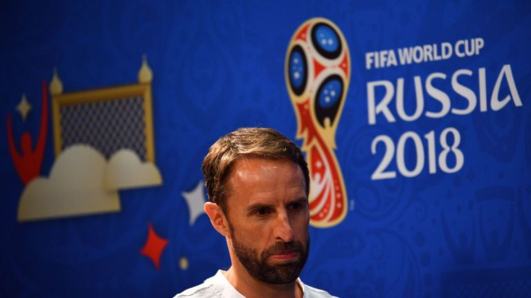 England manager Gareth Southgate faces selection issues ahead of their final group game against Belgium