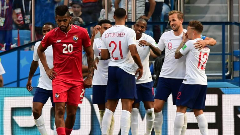 England can reach the last eight, according to Merse and Charlie