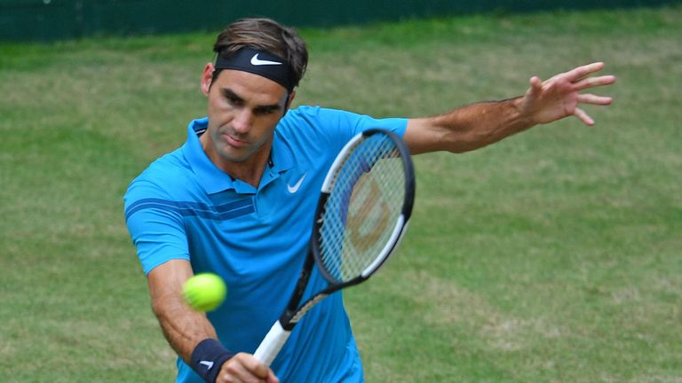 Roger Federer will lose his world No 1 status when the rankings are next updated