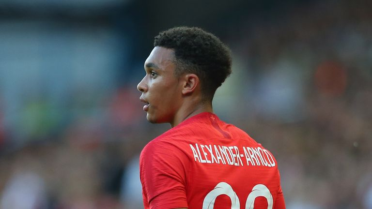 Trent Alexander-Arnold could feature against West Ham on August 12