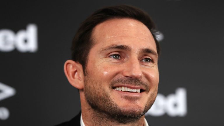 Frank Lampard was unknowingly used to publicise the opening of a new state park in Brooklyn