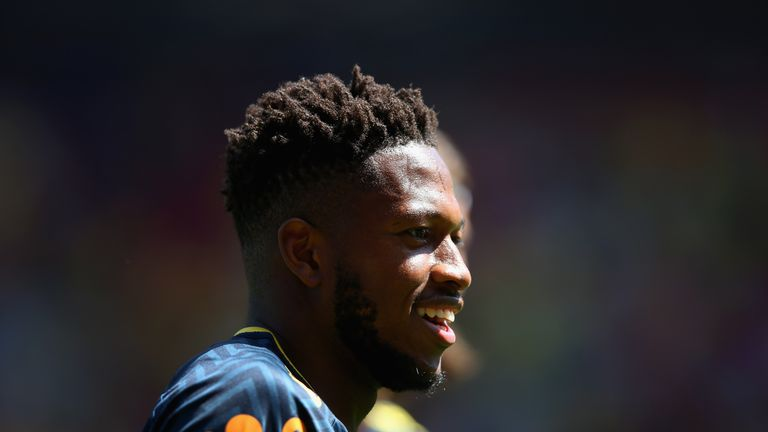 Fred is part of Brazil's squad for the World Cup