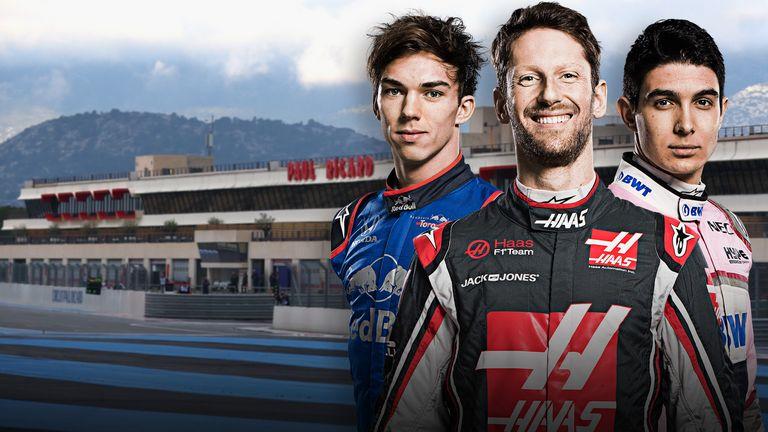 French GP live on Sky Sports F1