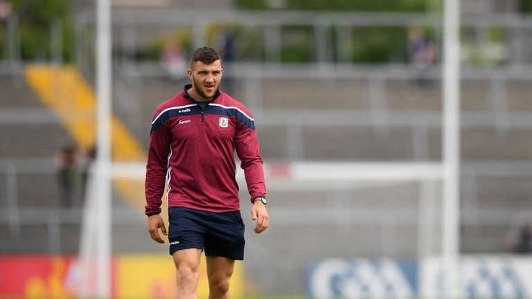 Comer is central to Galway's attack