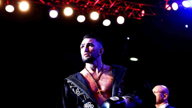 Fury claimed the British title with a stoppage win over Sam Sexton in May
