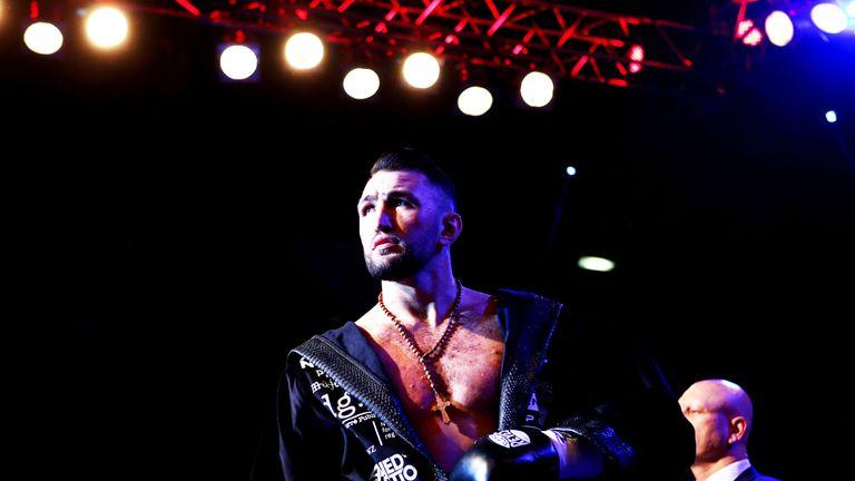 Hughie Fury might be offered IBF final eliminator against Kubrat Pulev