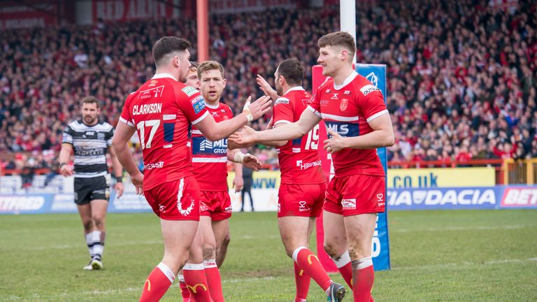 Hull KR have shown enough promise to suggest they will avoid the Million Pound Game