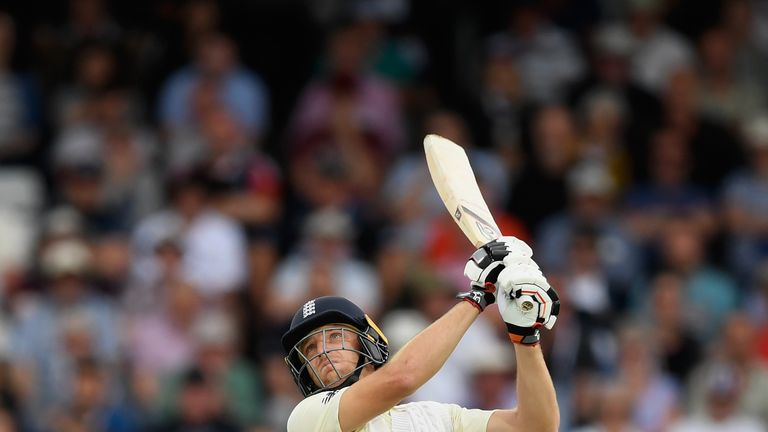 Jos Buttler scored two fifties against Pakistan after being recalled to England's Test team