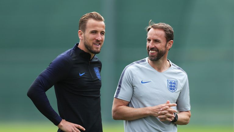 Gareth Southgate has allowed the team to play with freedom, according to Lingard