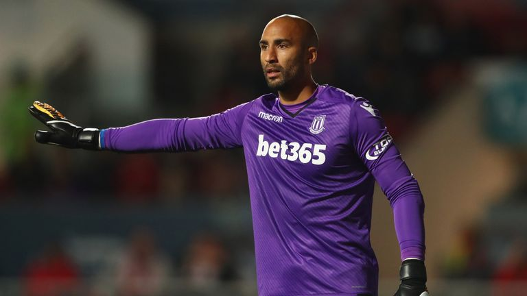 Lee Grant looks set to join Manchester United on a free transfer