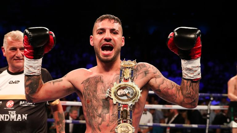 Lewis Ritson is preparing for a possible European title fight
