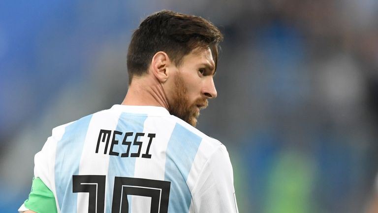 Lionel Messi and Argentina crashed out of the World Cup on Saturday 2b6bb331ac3c0