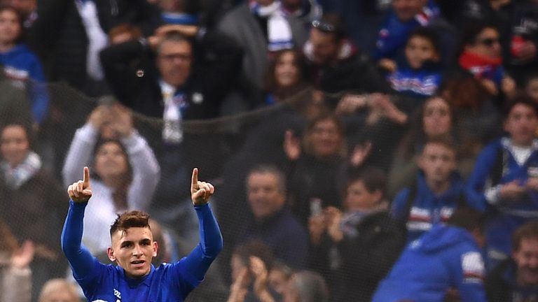 Lucas Torreira is set to join Arsenal