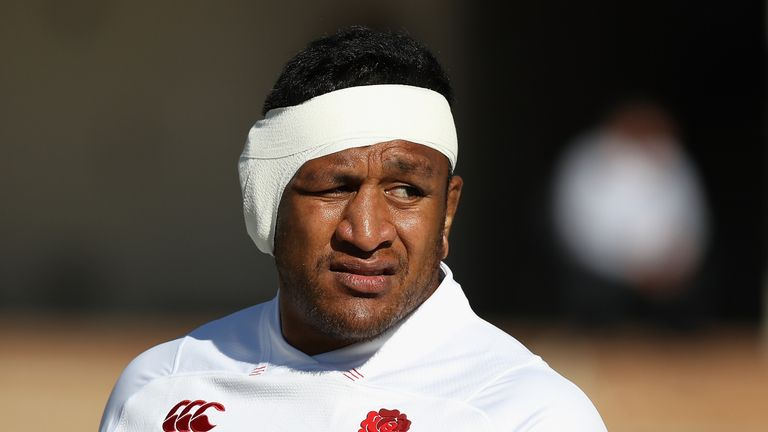 Mako Vunipola's ill-discipline verged on unacceptable in a Test match arena