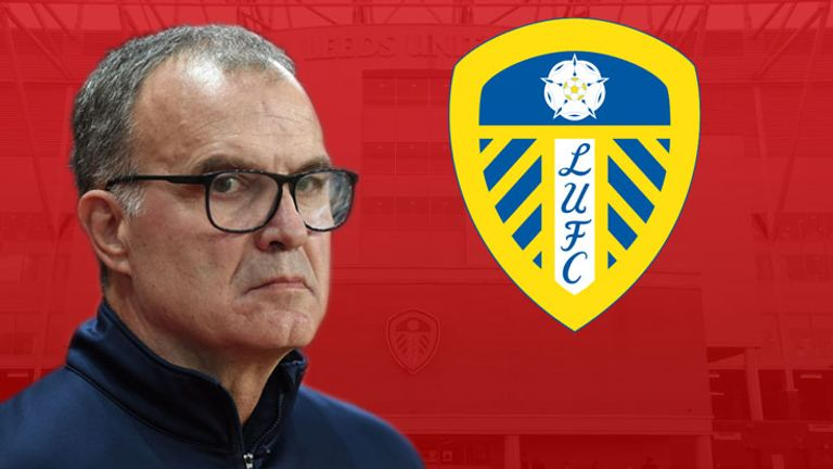 Marcelo Bielsa has guided Leeds to the top of the Championship