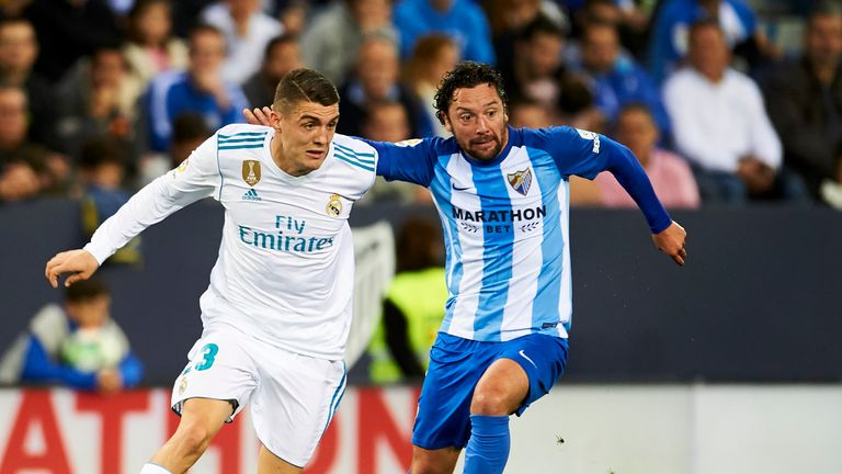 Mateo Kovacic joined Real from Inter Milan in August 2015