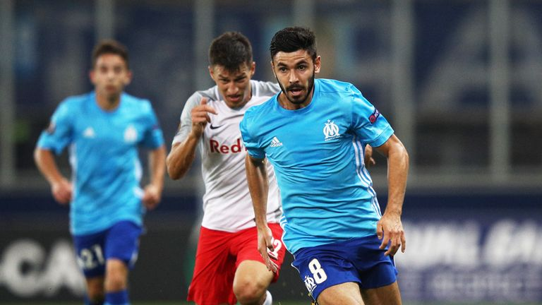 Morgan Sanson is in talks with West Ham over a potential move to the London Stadium