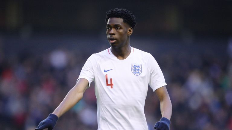 Ejaria made his England U21 debut earlier this year