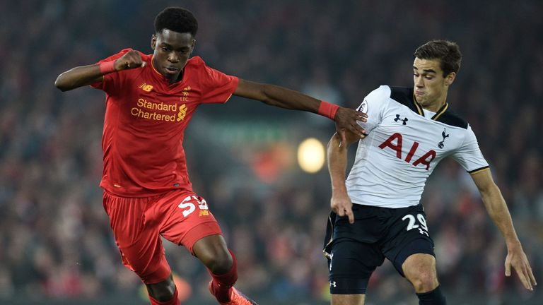 Rangers are close to agreeing a season-long loan deal for Liverpool midfielder Ovie Ejaria