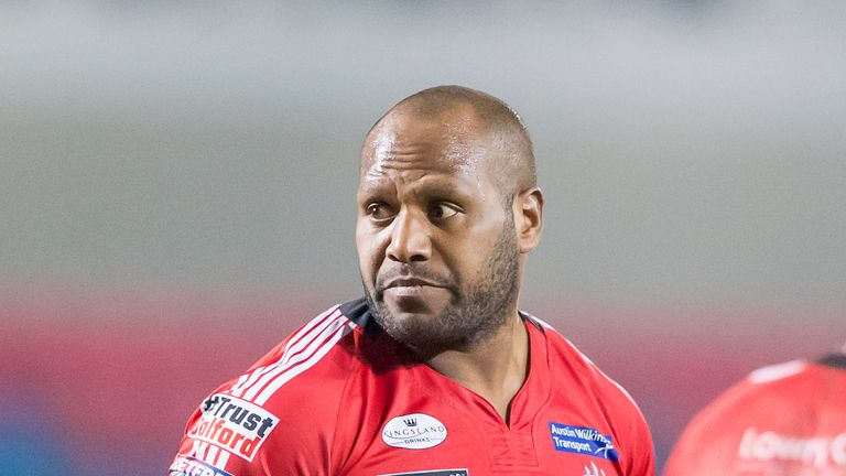 Salford have endured a run of one win in their last 11 fixtures
