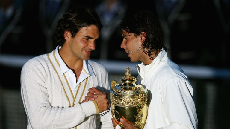 It has been 11 years since Roger Federer and Rafael Nadal met in the classic Wimbledon final of 2008