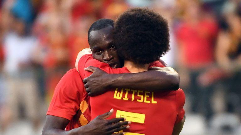 Romelu Lukaku top scored for Belgium in qualifying