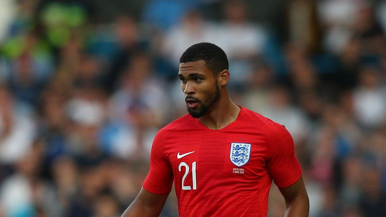 Loftus-Cheek could make his first World Cup appearance in Russia