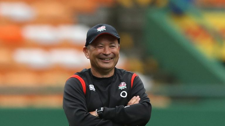 Eddie Jones says England's lack of experience is a big factor in their five-game losing streak