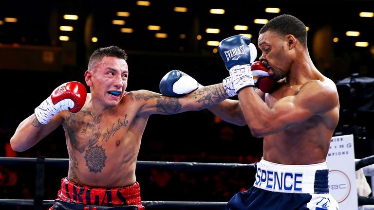 Samuel Vargas has issued a warning to Khan ahead of fight in Birmingham