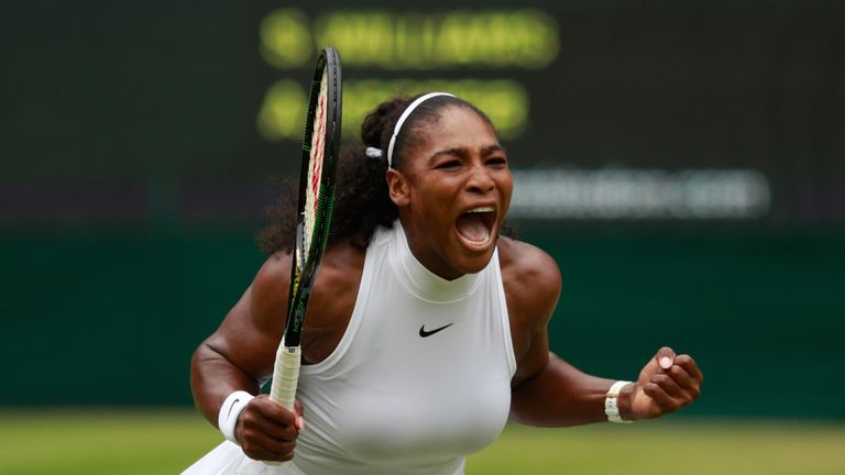 serena williams singles titles