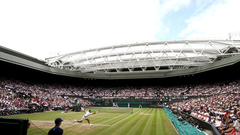 Watson is one of the many ways in which AI will be used  throughout of this summer's Wimbledon Championships