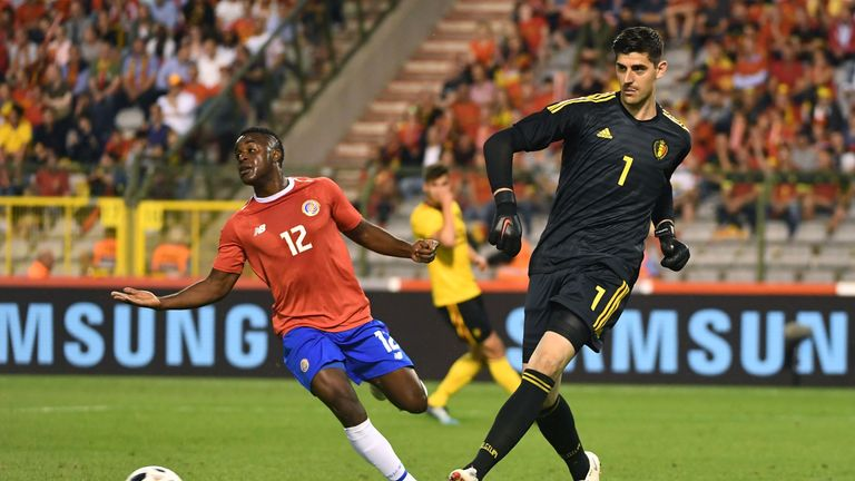 Thibaut Courtois will decide his future after the World Cup