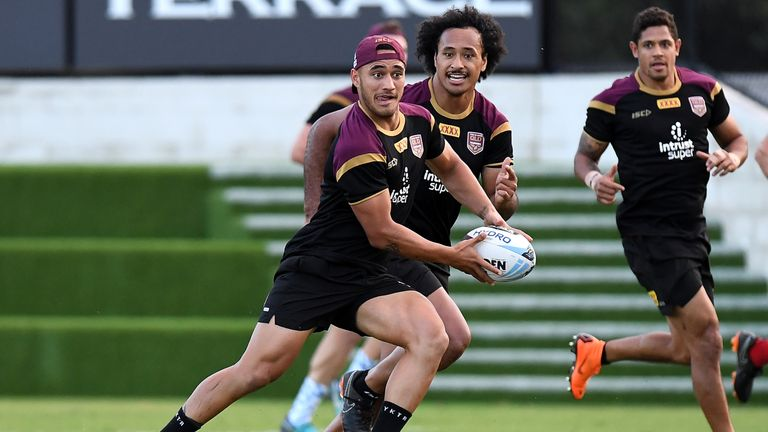 Cowboys are interested in signing Valentine Holmes
